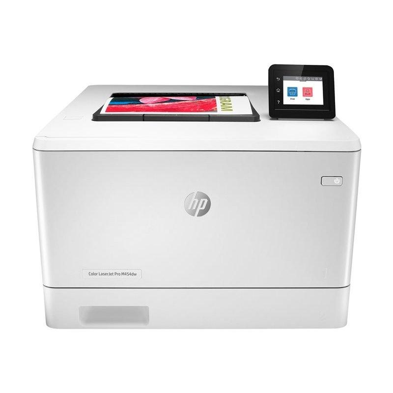 HP Impresora Color LaserJet Pro M454dw Wifi
