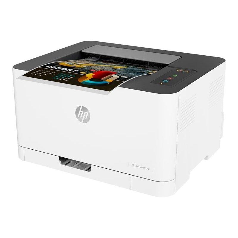 HP Impresora Color Laser 150a