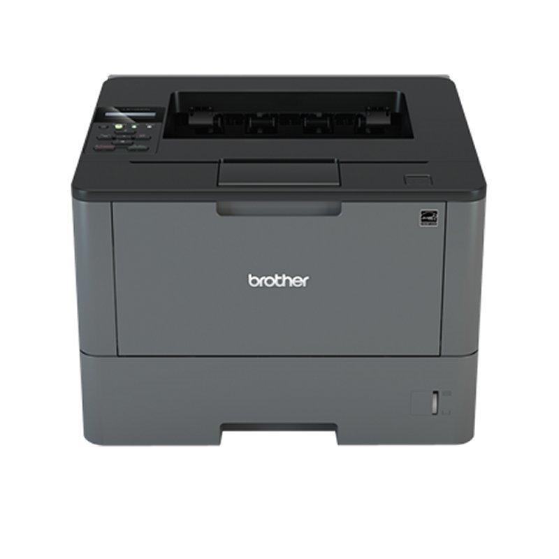 Brother Impresora Laser HL-L5100DN  Duplex Red