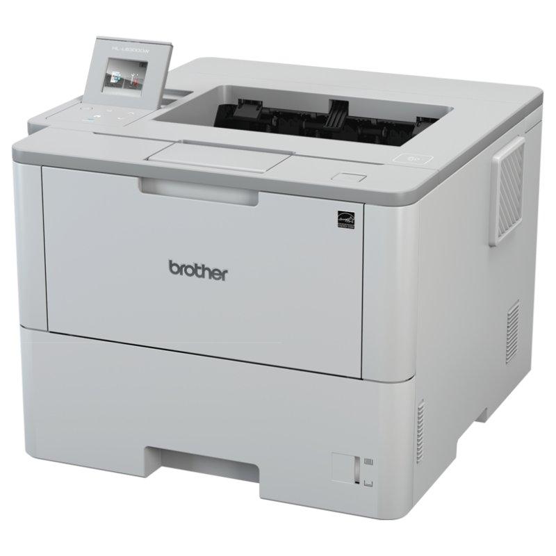 Brother Impresora Laser HL-L6300DW Duplex Wifi Red