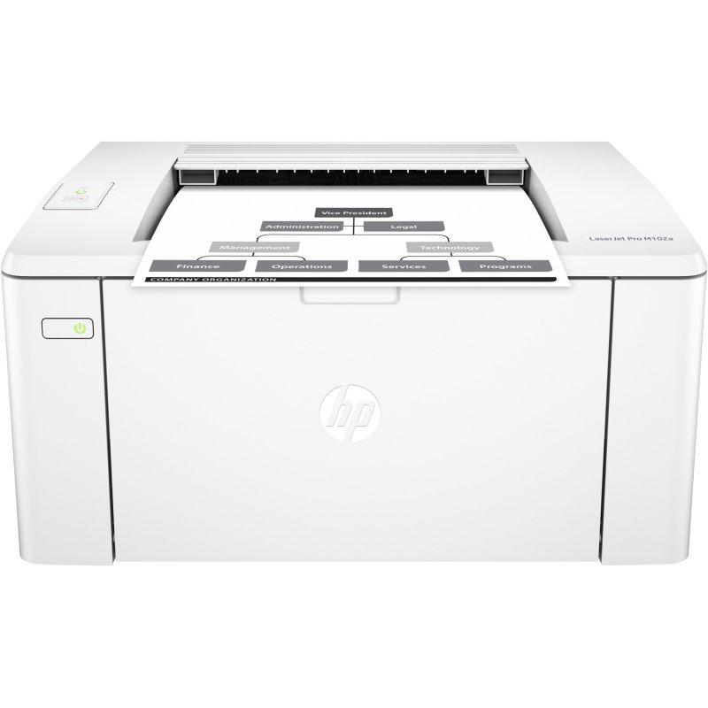 HP Impresora Laserjet Pro M102A Usb