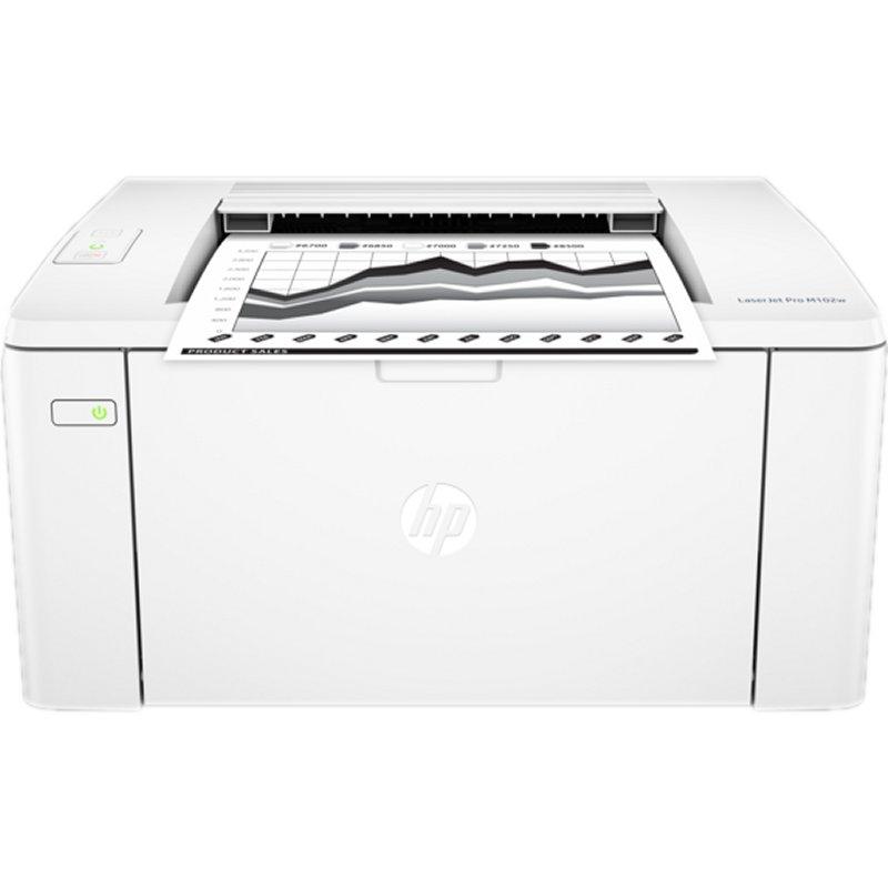 HP Impresora Laserjet Pro M102W  Wifi