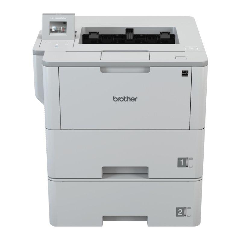 Brother Impresora Laser HL-L6400DW +Bandeja