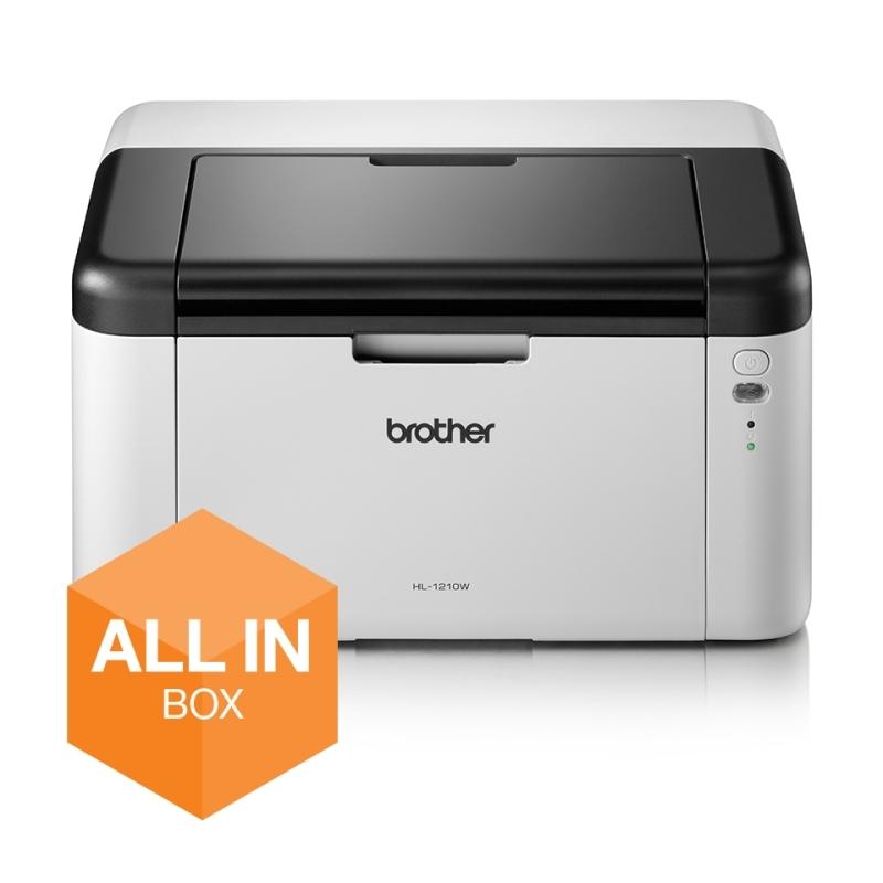 Brother Impresora Laser HL-1210W+ Pack Consumibles
