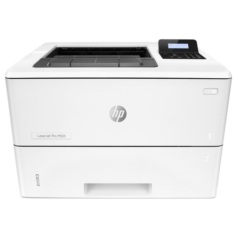 HP Impresora LaserJet Pro M501dn Duplex Red