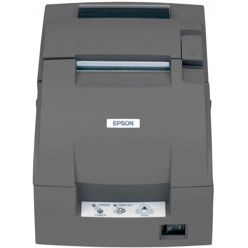 Epson Impresora Tiquets TM-U220D Serie Negra