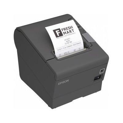 Epson Impresora Tickets TM-T88V Serie+Usb Negra