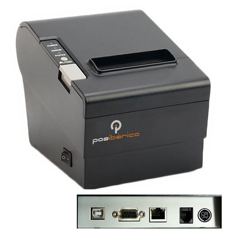 Posiberica Imp.Térmica P80 Usb+RS232+Ethernet