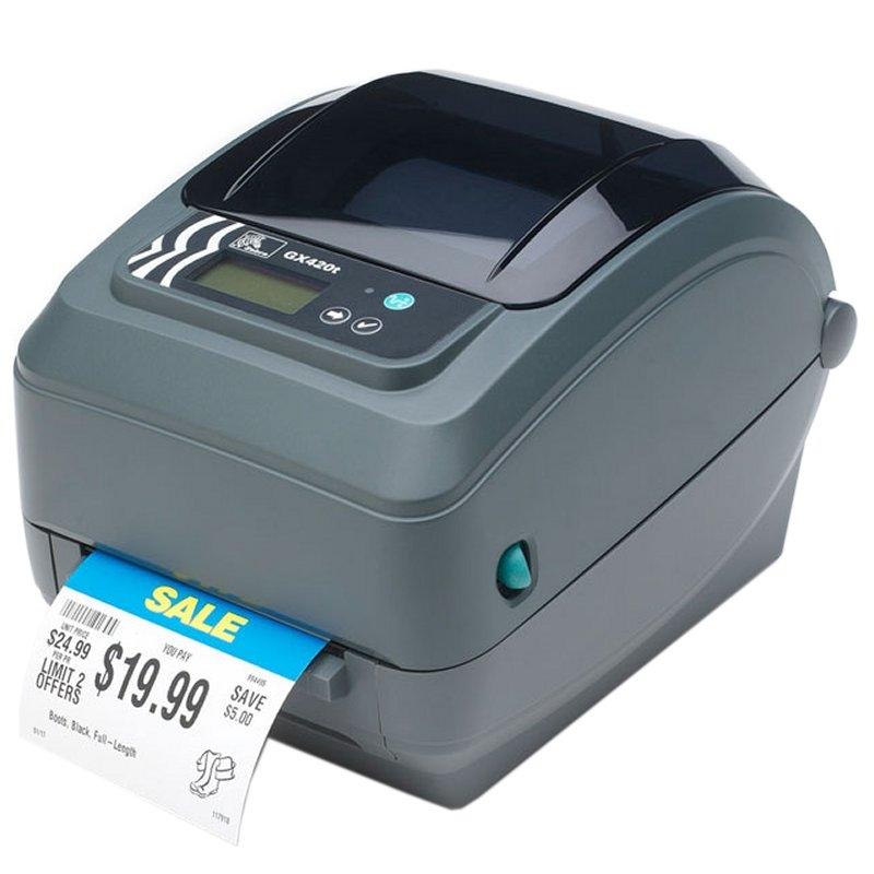 Zebra Impresora Térmica GX420T