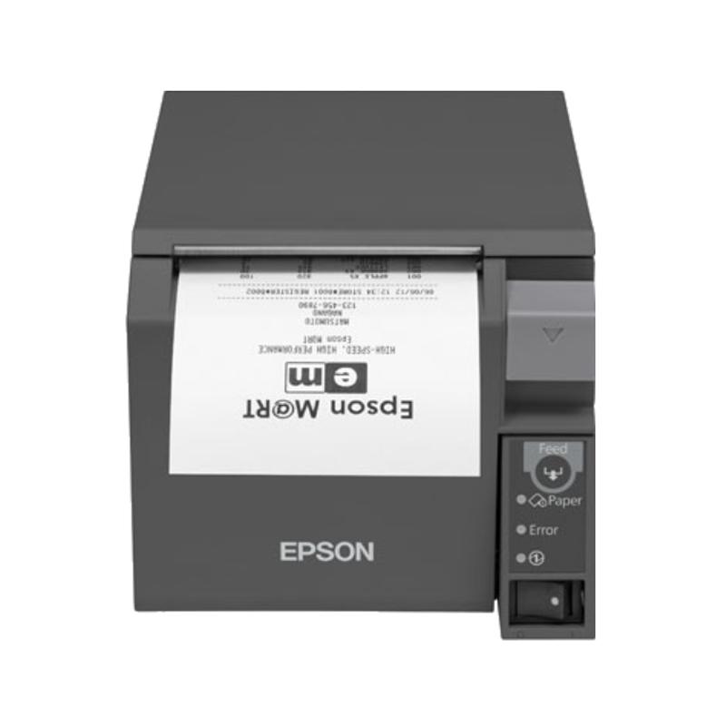 Epson Impresora Térmica TM-70II Usb/Lan/Wifi