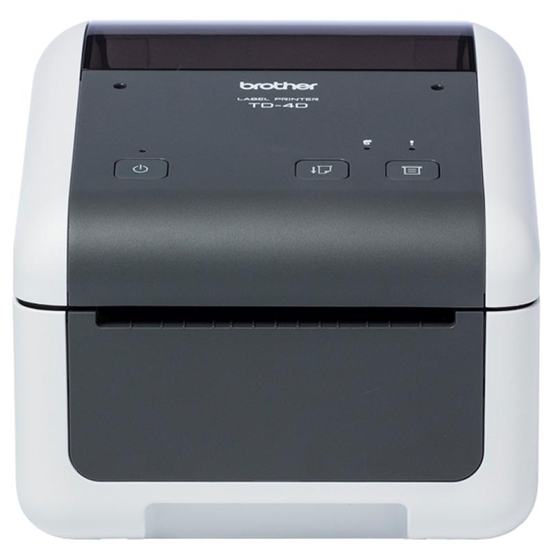 Brother Impresora Térmica TD-4420DN Usb Red