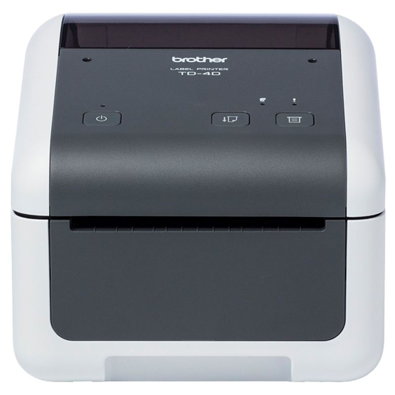 Brother Impresora Térmica TD-4520DN Usb Red