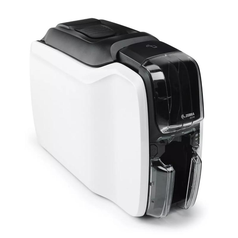 Zebra Impresora Térmica ZC100 Color