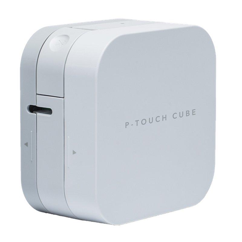 Brother Rotuladora Electrica PTP300BT Cube