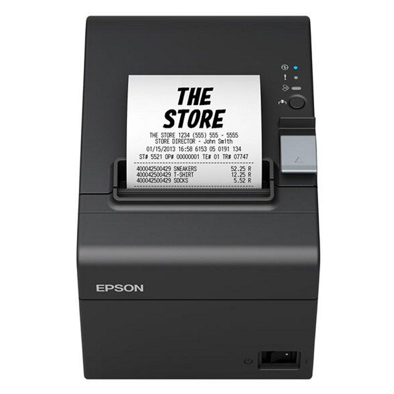Epson Impresora Tickets TM-T20III Ethernet
