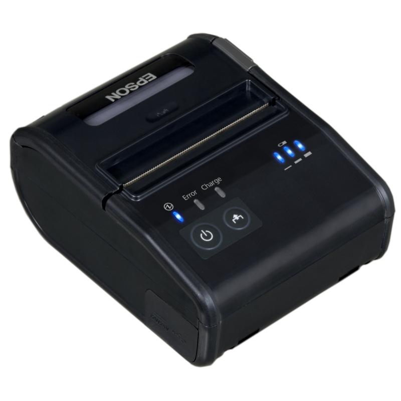Epson Impresora Tickets TM-P80B Portátil