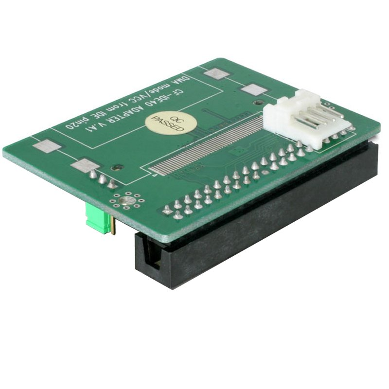 Delock Lector de tarjetas Compact Flash IDE 40