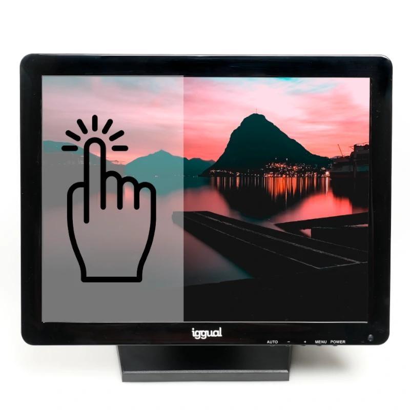 iggual MTL15B monitor LCD Táctil 15