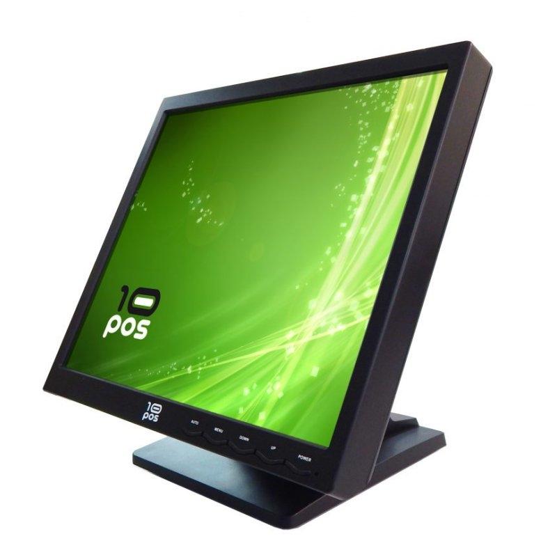 10POS TS-17 Monitor Táctil 17' Negro