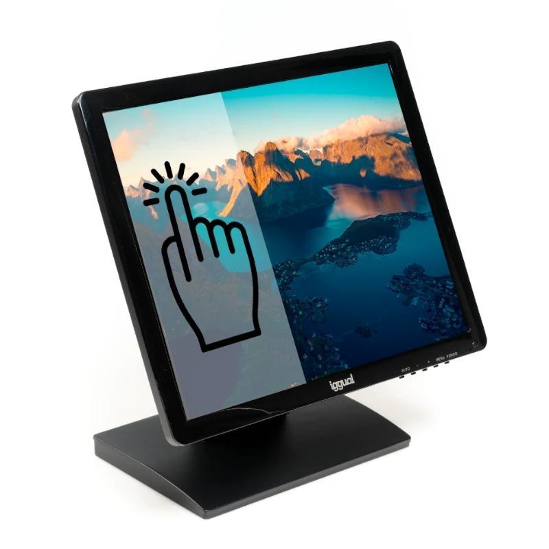 iggual MTL17B monitor LCD Táctil 17