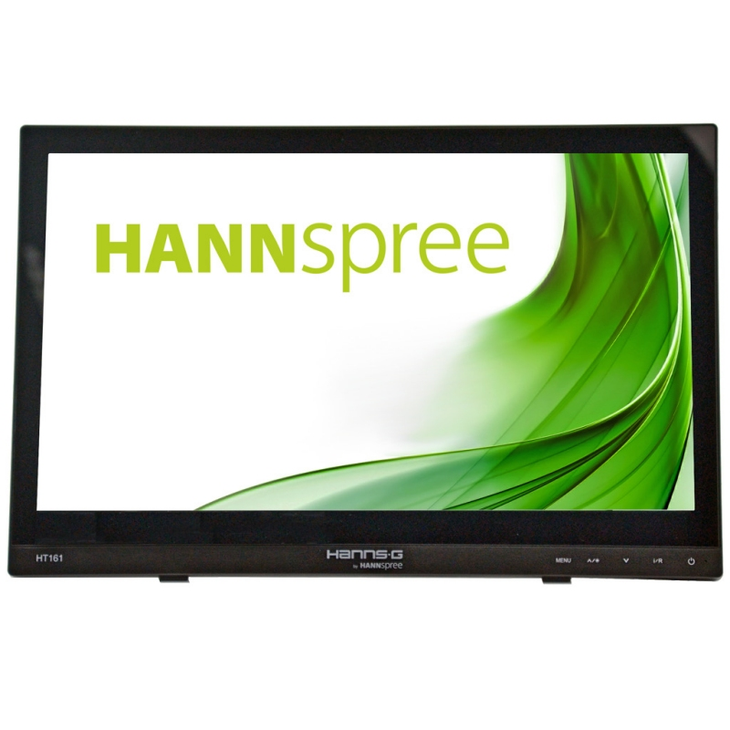 """Hanns G HT161H  Monitor 15.6"""" Táctil HD HDMI VGA"""