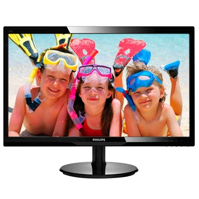 "Philips 246V5LHAB Monitor 24"" LED 16:9 5ms HDMI MM"