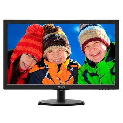"Philips 223V5LHSB2 Monitor 21.5"" Led 16:9 5ms HDMI"