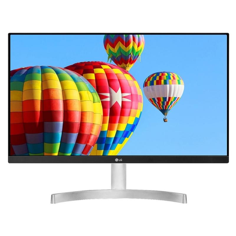 LG 24MK600M-W Monitor 23.8