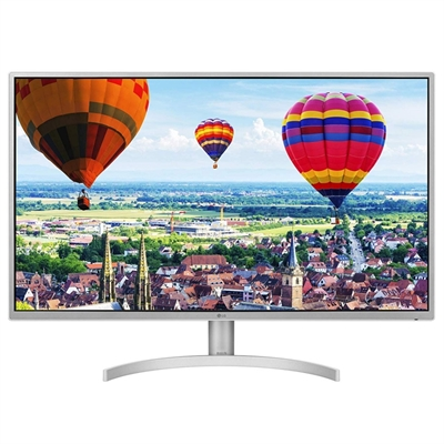 "LG 32QK500-W monitor LED 31.5"" IPS 2560x1440 HDMI"