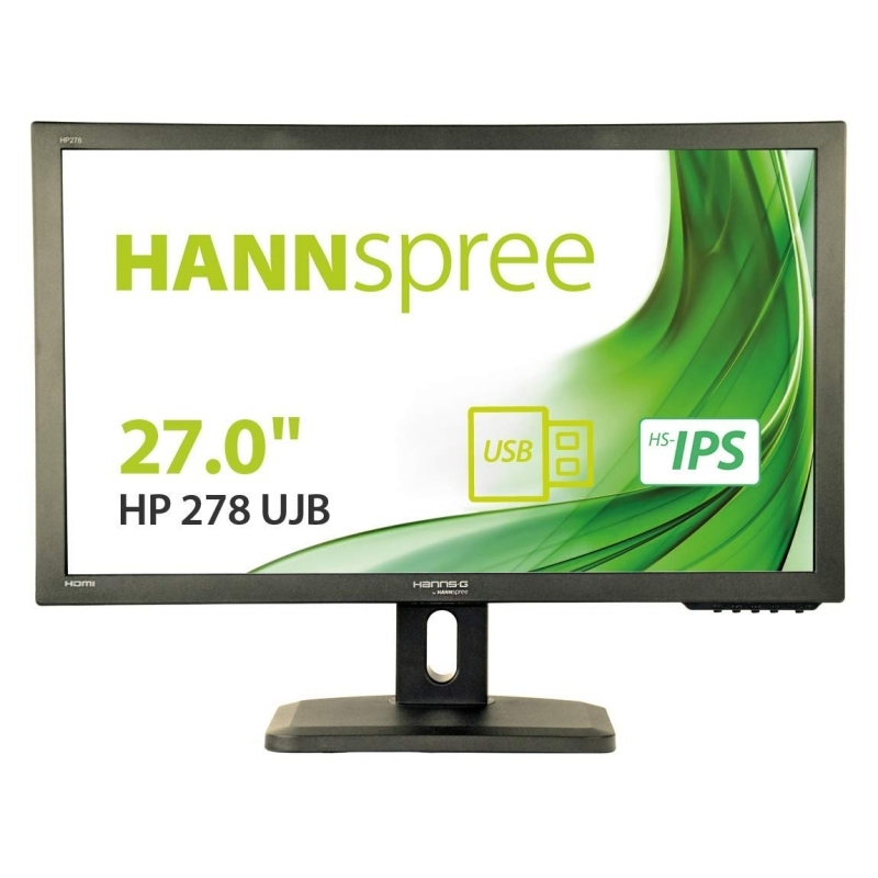 Hanns G HS278UJB monitor 27