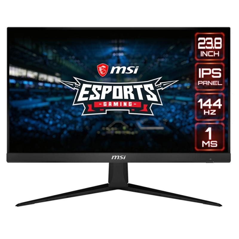MSI Optix G241 Monitor 23.6 FHD 144hz 1ms  HDMI DP