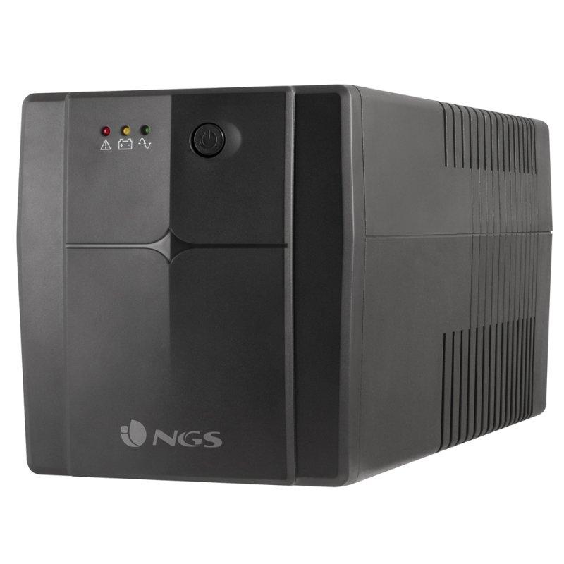 NGS  Sai FORTRESS 1500V2, UPS 720W - AVR 3 SHUCKO