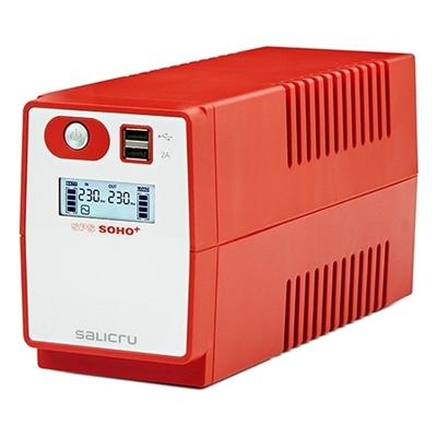SALICRU SPS 850 SOHO+ con salida IEC