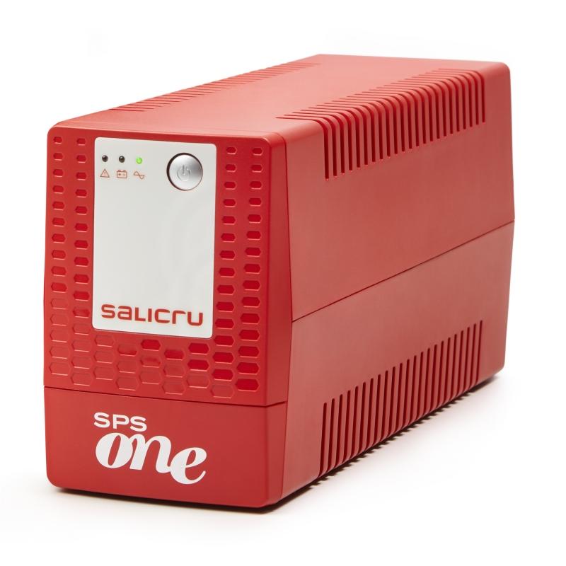 Salicru SPS one 900VA SAI 480W 2xSchuko 2xRJ11 USB