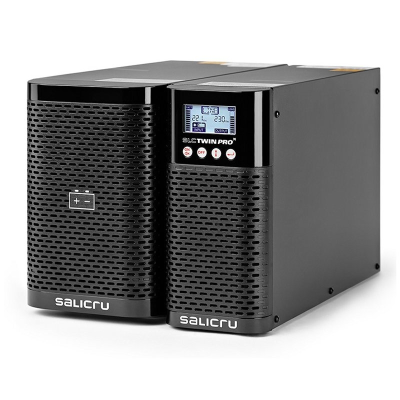 SAI SALICRU ON LINE SLC 700 TWIN PRO2(B1)+2 Bater