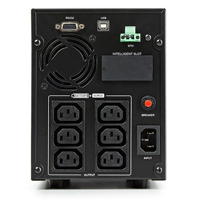SALICRU SPS 1500 Advance T(B1) + 2 Modulo Bateria
