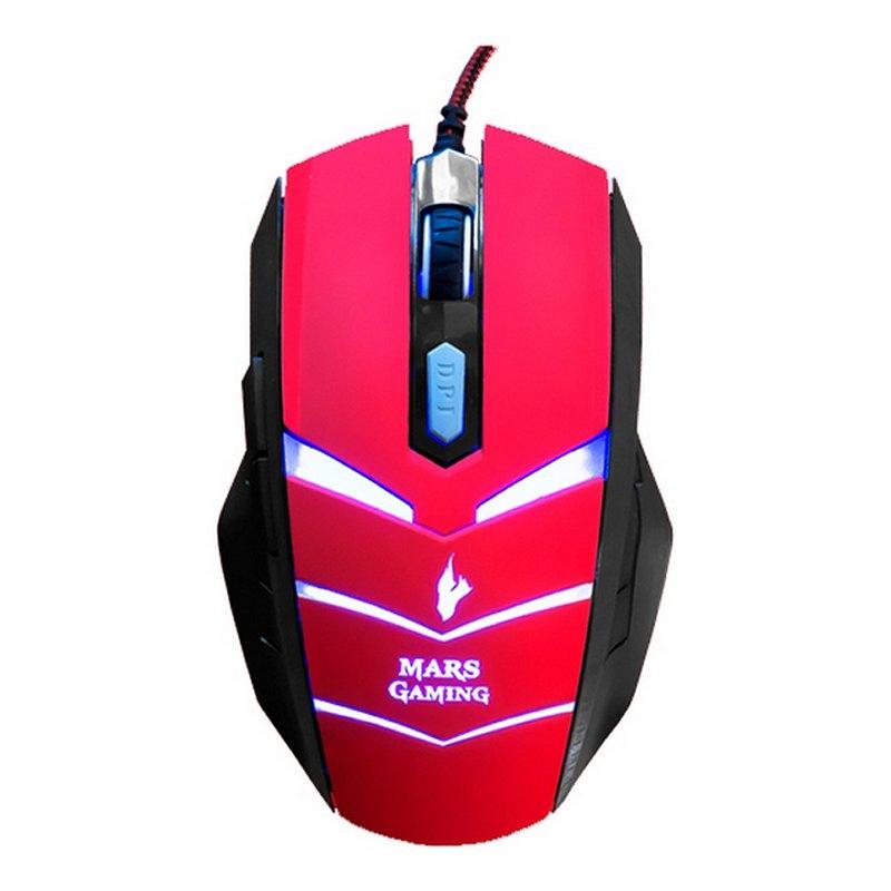 Mars Gaming Ratón Vulcano MMVU1