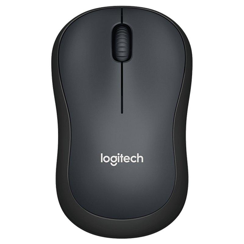 Logitech Ratón Inalámbrico M220 Negro