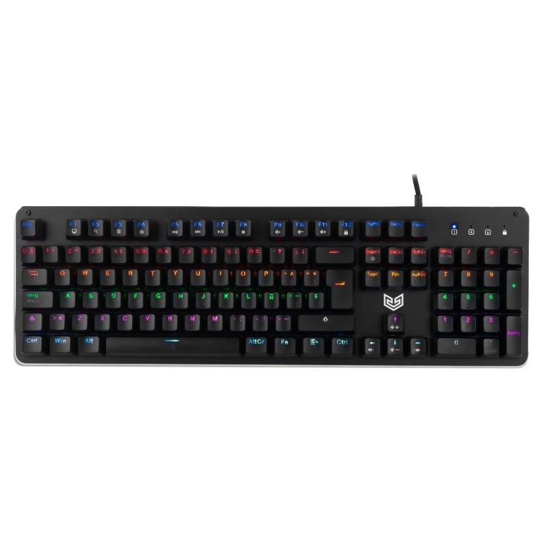 BG Teclado Mecánico Gaming Raven RGB