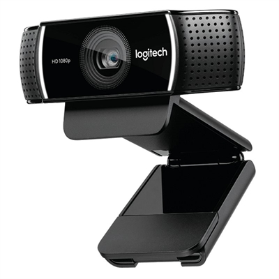 Logitech Webcam C922 960-001088 Strem Cam USB