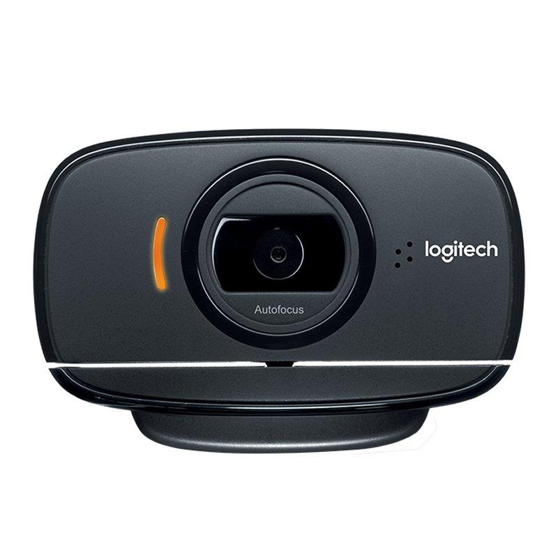 Logitech Webcam HD B525 Negra