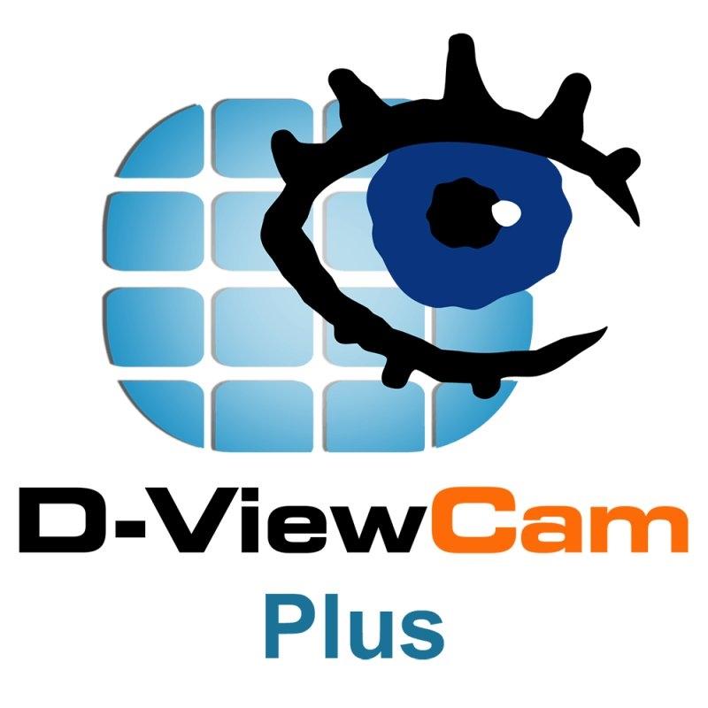 D-Link DCS-250-PRE-001-LIC D-ViewCam Plus IVS 1 CH