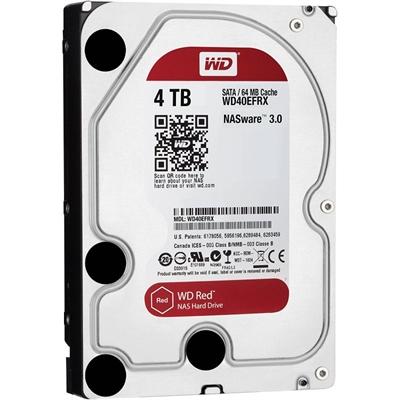 Western Digital WD40EFRX 4TB SATA3 64MB Red