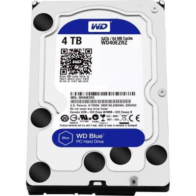 Western Digital WD40EZRZ 4TB SATA3 64MB Blue