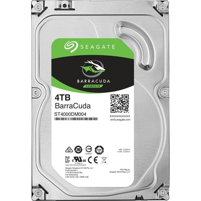 Seagate ST4000DM004 4TB 256MB 3.5