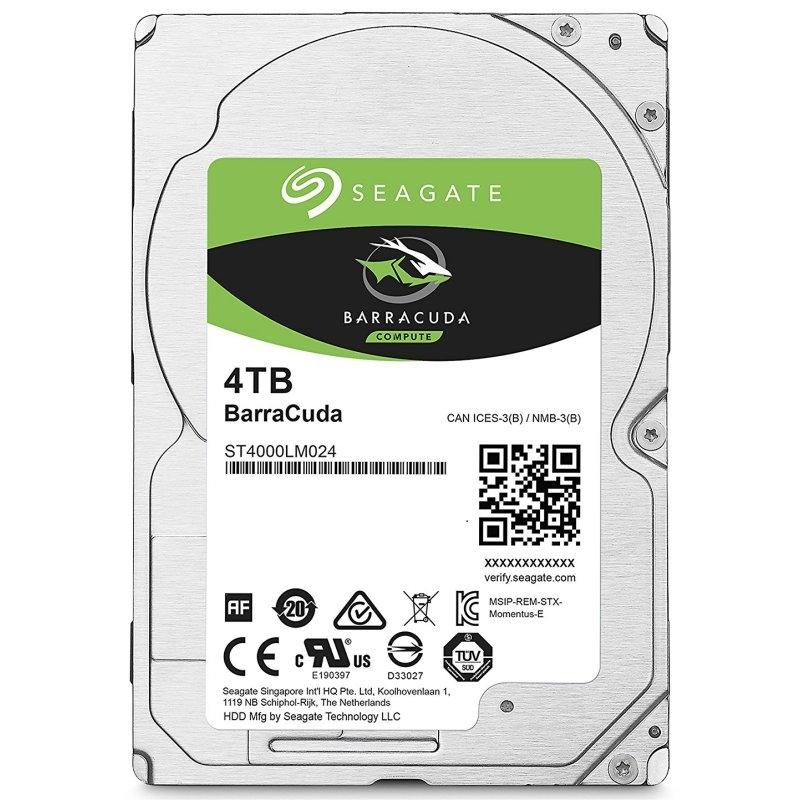 Seagate ST4000LM024 4TB 2.5