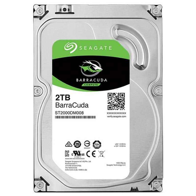 Seagate ST2000DM008 2TB 256MB 3.5