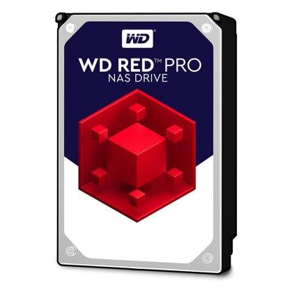 Western Digital WD6003FFBX 6TB SATA6 256MB Red Pro