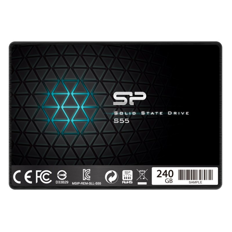 SP Slim S55 SSD 240GB 2.5