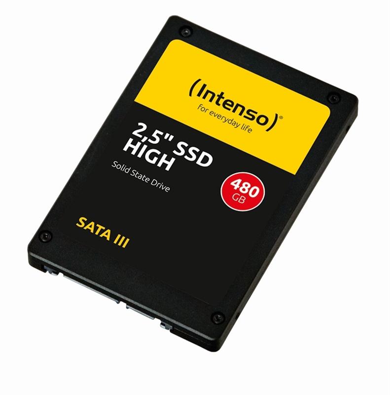Intenso 3813450 HIGH SSD 480GB 2.5